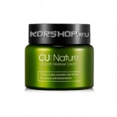 Увлажняющий крем Smooth Moisture Cream CU:Nature, Корея 50 мл